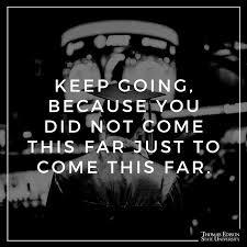 keep going 1